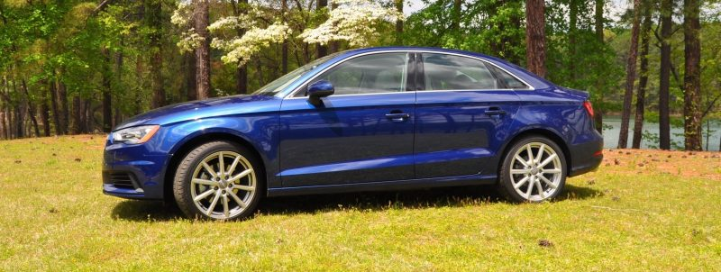 Car-Revs-Daily.com Road Test Review - 2015 Audi A3 Sedan 1.8 FWD 14