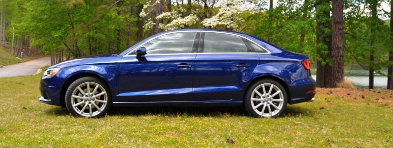 Car-Revs-Daily.com Road Test Review - 2015 Audi A3 Sedan 1.8 FWD 15
