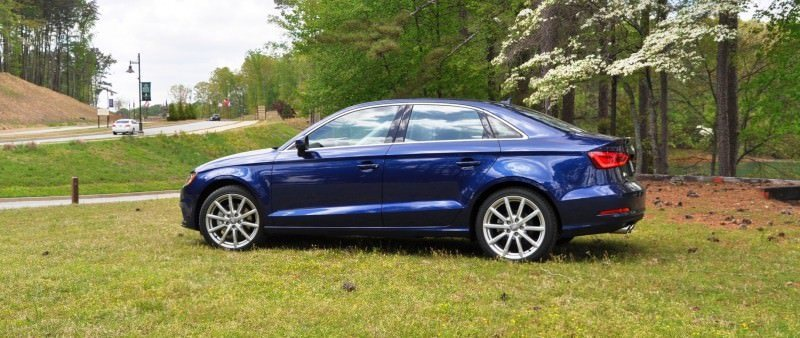 Car-Revs-Daily.com Road Test Review - 2015 Audi A3 Sedan 1.8 FWD 18