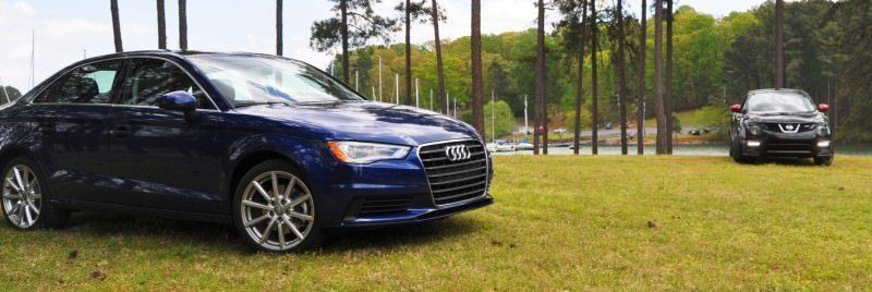 Car-Revs-Daily.com Road Test Review - 2015 Audi A3 Sedan 1.8 FWD 2