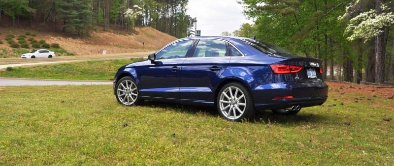 Car-Revs-Daily.com Road Test Review - 2015 Audi A3 Sedan 1.8 FWD 20