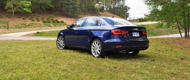 Car-Revs-Daily.com Road Test Review - 2015 Audi A3 Sedan 1.8 FWD 21