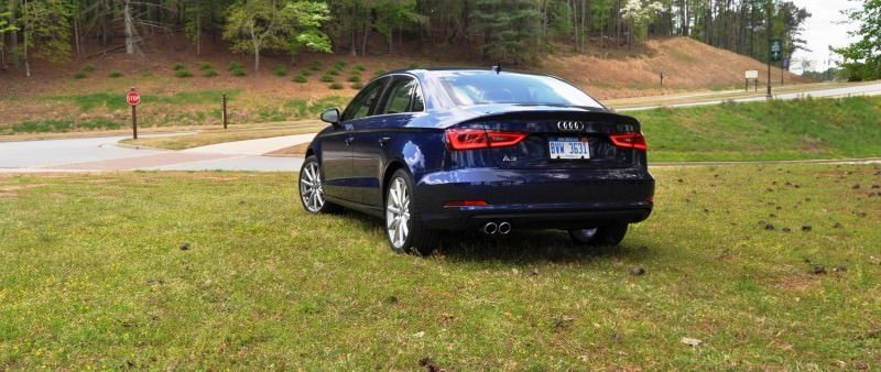Car-Revs-Daily.com Road Test Review - 2015 Audi A3 Sedan 1.8 FWD 22
