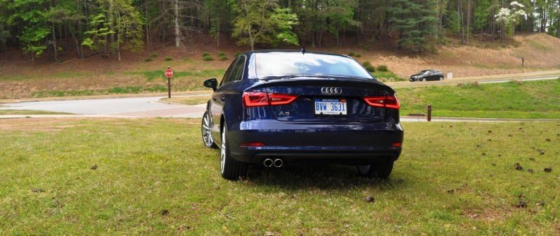 Car-Revs-Daily.com Road Test Review - 2015 Audi A3 Sedan 1.8 FWD 23
