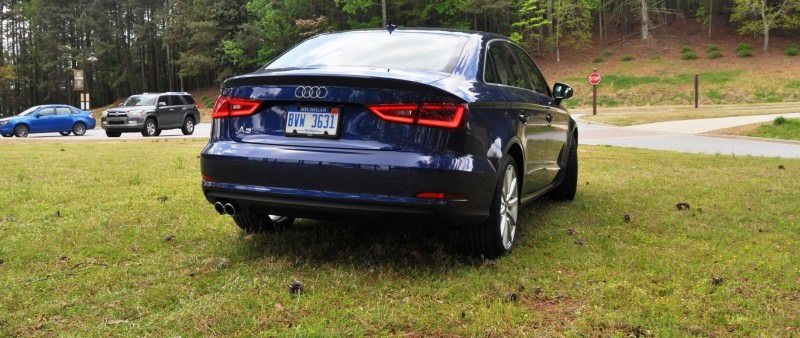 Car-Revs-Daily.com Road Test Review - 2015 Audi A3 Sedan 1.8 FWD 26