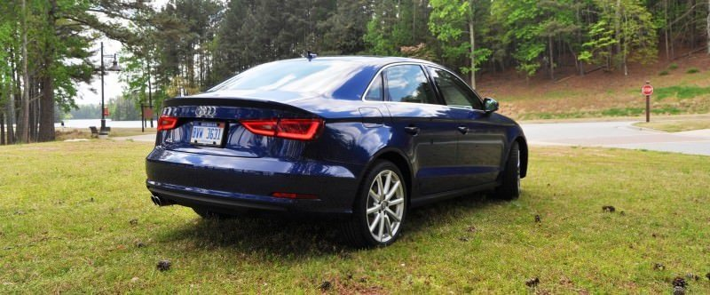 Car-Revs-Daily.com Road Test Review - 2015 Audi A3 Sedan 1.8 FWD 27