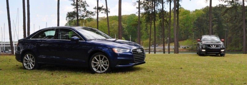 Car-Revs-Daily.com Road Test Review - 2015 Audi A3 Sedan 1.8 FWD 3