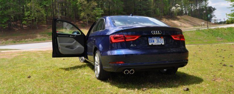 Car-Revs-Daily.com Road Test Review - 2015 Audi A3 Sedan 1.8 FWD 47
