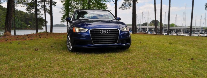 Car-Revs-Daily.com Road Test Review - 2015 Audi A3 Sedan 1.8 FWD 6