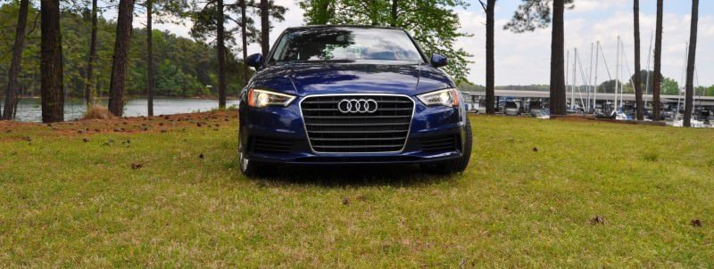 Car-Revs-Daily.com Road Test Review - 2015 Audi A3 Sedan 1.8 FWD 7