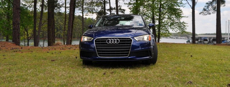 Car-Revs-Daily.com Road Test Review - 2015 Audi A3 Sedan 1.8 FWD 8