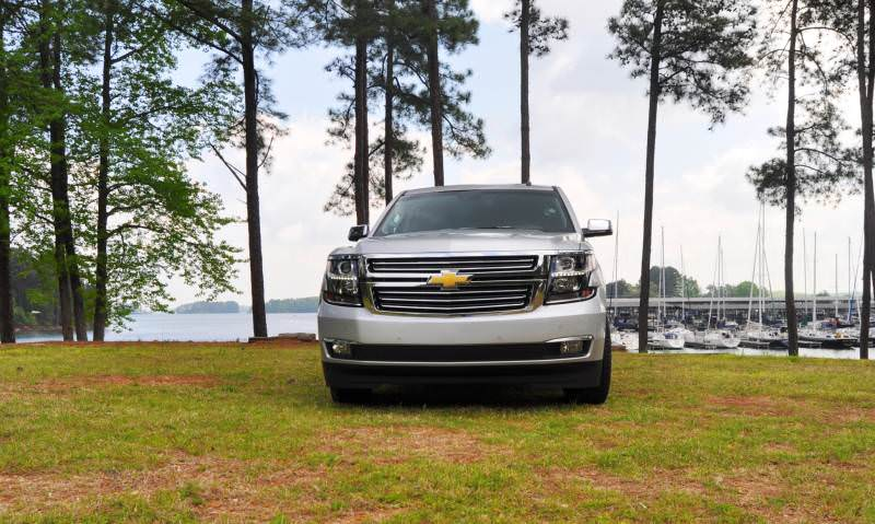 Car-Revs-Daily.com Road Test Review Videos - 2015 Chevrolet Tahoe LTZ 4WD137