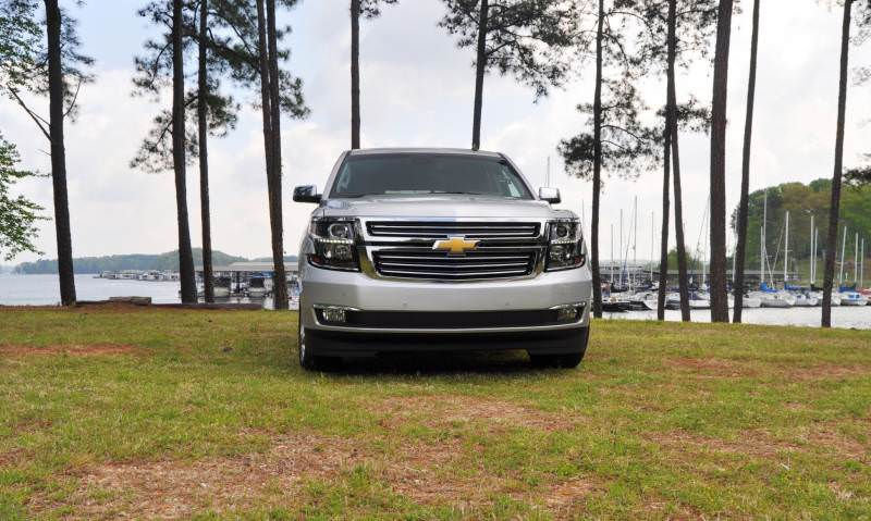 Car-Revs-Daily.com Road Test Review Videos - 2015 Chevrolet Tahoe LTZ 4WD139