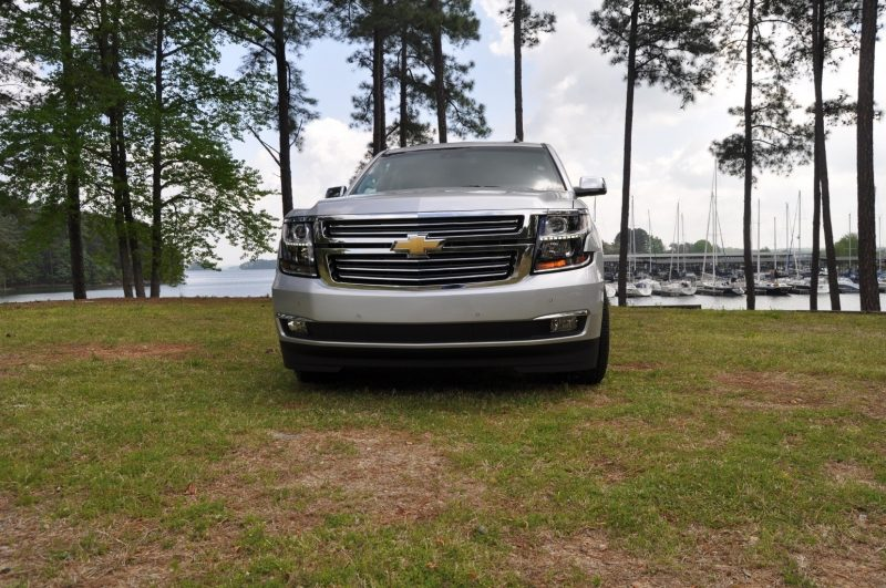 Car-Revs-Daily.com Road Test Review Videos - 2015 Chevrolet Tahoe LTZ 4WD141