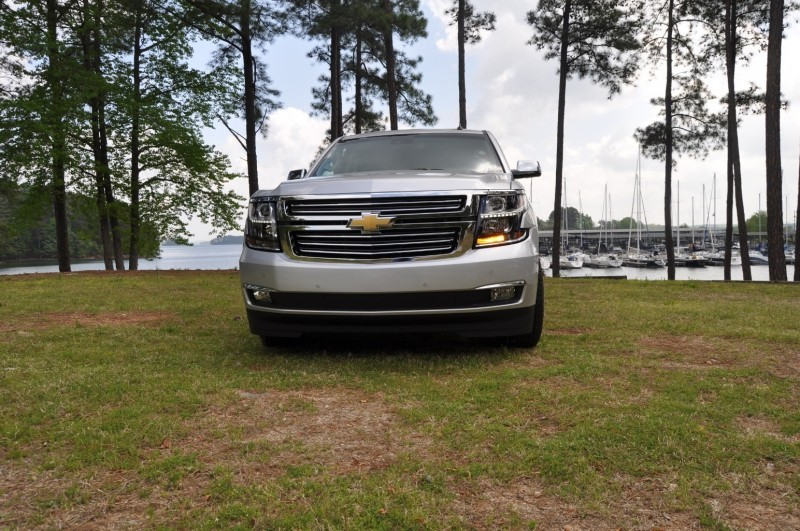 Car-Revs-Daily.com Road Test Review Videos - 2015 Chevrolet Tahoe LTZ 4WD142