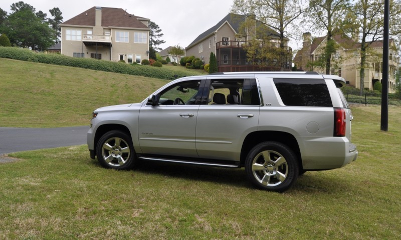 Car-Revs-Daily.com Road Test Review Videos - 2015 Chevrolet Tahoe LTZ 4WD22