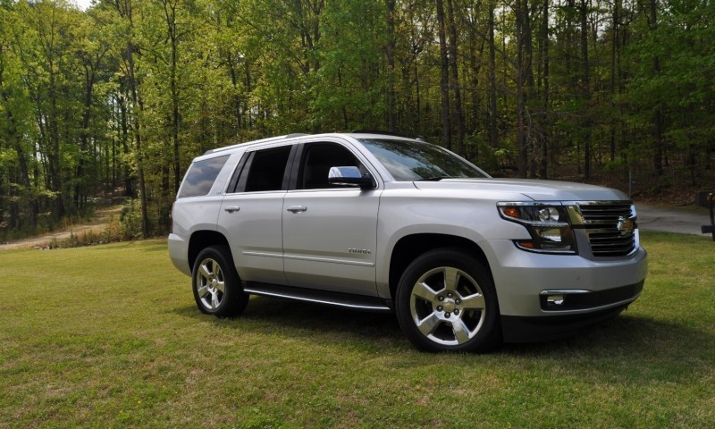 Car-Revs-Daily.com Road Test Review Videos - 2015 Chevrolet Tahoe LTZ 4WD39
