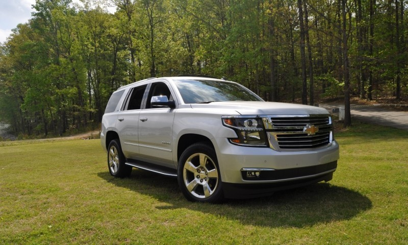 Car-Revs-Daily.com Road Test Review Videos - 2015 Chevrolet Tahoe LTZ 4WD41
