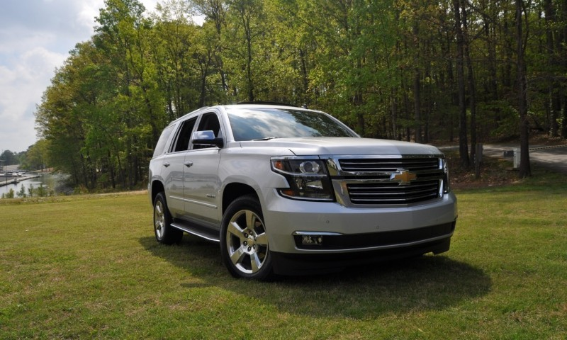 Car-Revs-Daily.com Road Test Review Videos - 2015 Chevrolet Tahoe LTZ 4WD42