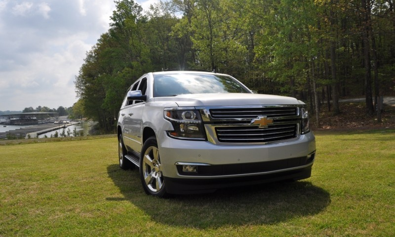 Car-Revs-Daily.com Road Test Review Videos - 2015 Chevrolet Tahoe LTZ 4WD43