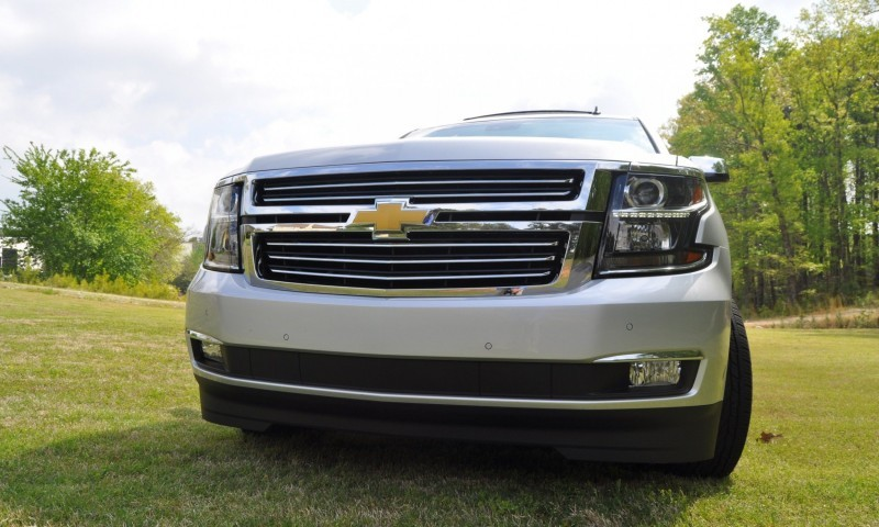 Car-Revs-Daily.com Road Test Review Videos - 2015 Chevrolet Tahoe LTZ 4WD46