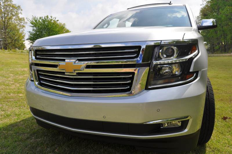 Car-Revs-Daily.com Road Test Review Videos - 2015 Chevrolet Tahoe LTZ 4WD47