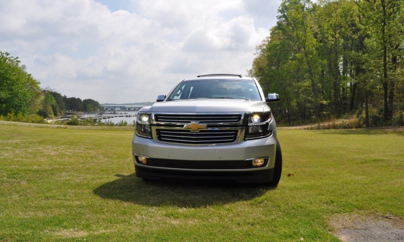 Car-Revs-Daily.com Road Test Review Videos - 2015 Chevrolet Tahoe LTZ 4WD48