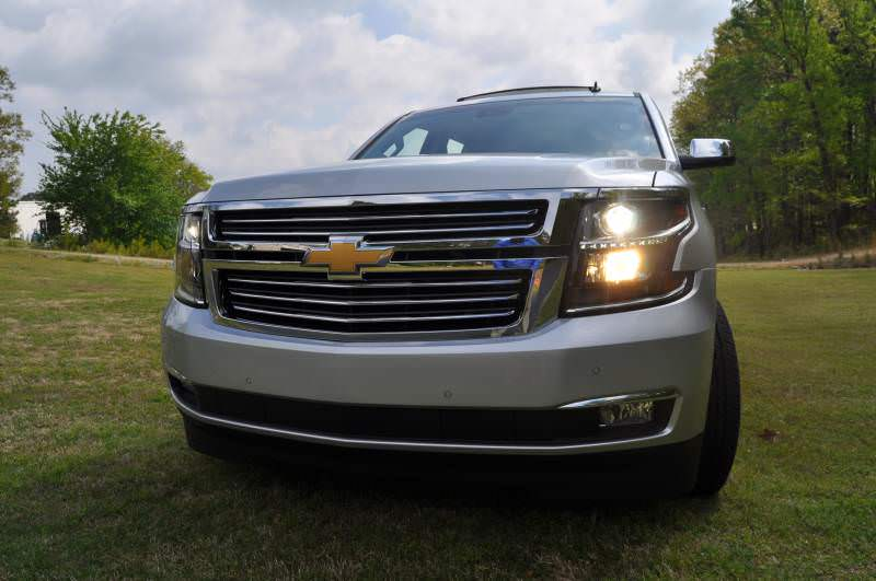 Car-Revs-Daily.com Road Test Review Videos - 2015 Chevrolet Tahoe LTZ 4WD49