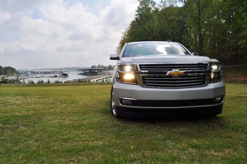 Car-Revs-Daily.com Road Test Review Videos - 2015 Chevrolet Tahoe LTZ 4WD51