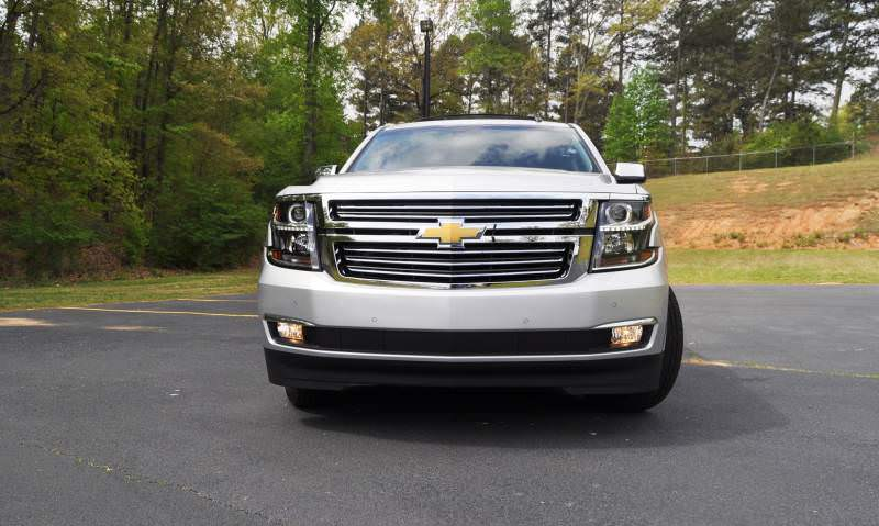 Car-Revs-Daily.com Road Test Review Videos - 2015 Chevrolet Tahoe LTZ 4WD53