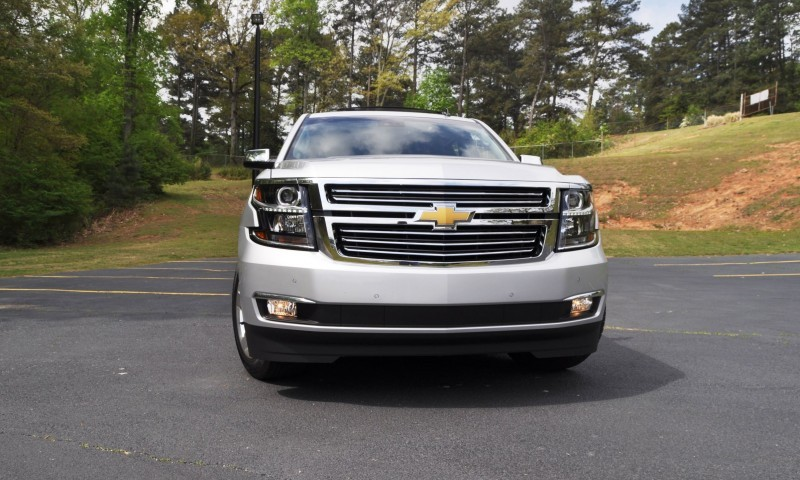 Car-Revs-Daily.com Road Test Review Videos - 2015 Chevrolet Tahoe LTZ 4WD54
