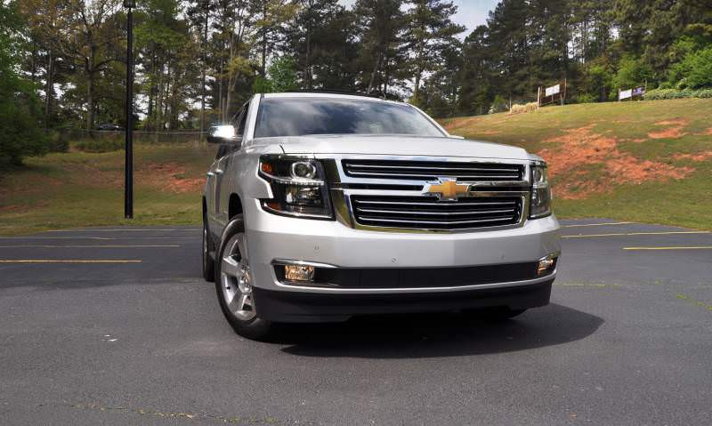 Car-Revs-Daily.com Road Test Review Videos - 2015 Chevrolet Tahoe LTZ 4WD55