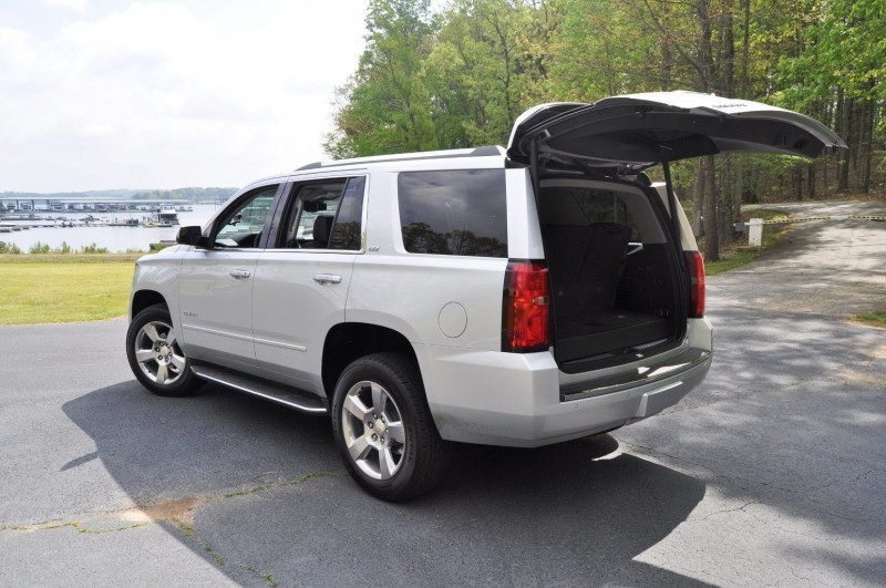 Car-Revs-Daily.com Road Test Review Videos - 2015 Chevrolet Tahoe LTZ 4WD62