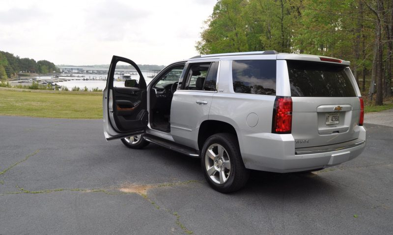Car-Revs-Daily.com Road Test Review Videos - 2015 Chevrolet Tahoe LTZ 4WD83