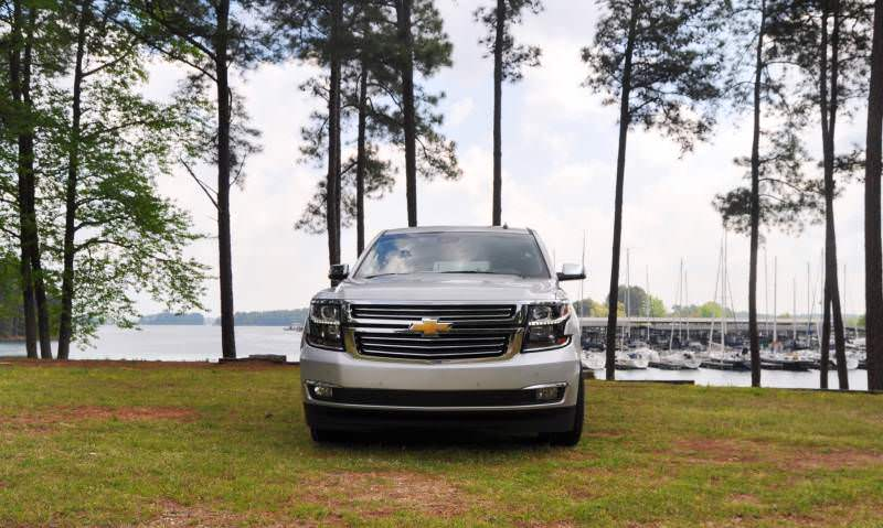 Car-Revs-Daily.com Road Test Review Videos - 2015 Chevrolet Tahoe LTZ 4WD88