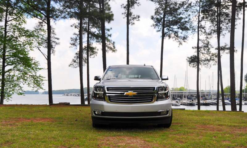 Car-Revs-Daily.com Road Test Review Videos - 2015 Chevrolet Tahoe LTZ 4WD89
