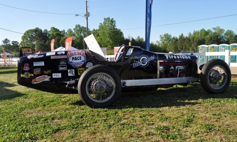 Car-Revs-Daily.com SHAFER 8 Buick 1937 Indy Car 12