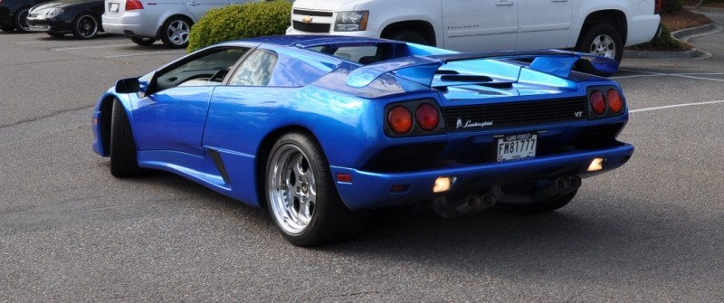 VIDEO: 1999 Lamborghini Diablo VT at Charleston Cars & Coffee -- Still Crazy After All These Years VIDEO: 1999 Lamborghini Diablo VT at Charleston Cars & Coffee -- Still Crazy After All These Years VIDEO: 1999 Lamborghini Diablo VT at Charleston Cars & Coffee -- Still Crazy After All These Years VIDEO: 1999 Lamborghini Diablo VT at Charleston Cars & Coffee -- Still Crazy After All These Years VIDEO: 1999 Lamborghini Diablo VT at Charleston Cars & Coffee -- Still Crazy After All These Years