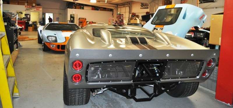 Car-Revs-Daily.com Visits the Olthoff Racing Factory - Superformance GT40 Mark II 1
