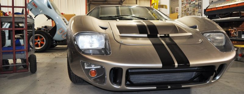 Car-Revs-Daily.com Visits the Olthoff Racing Factory - Superformance GT40 Mark II 13