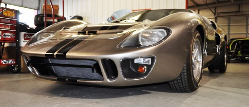 Car-Revs-Daily.com Visits the Olthoff Racing Factory - Superformance GT40 Mark II 16