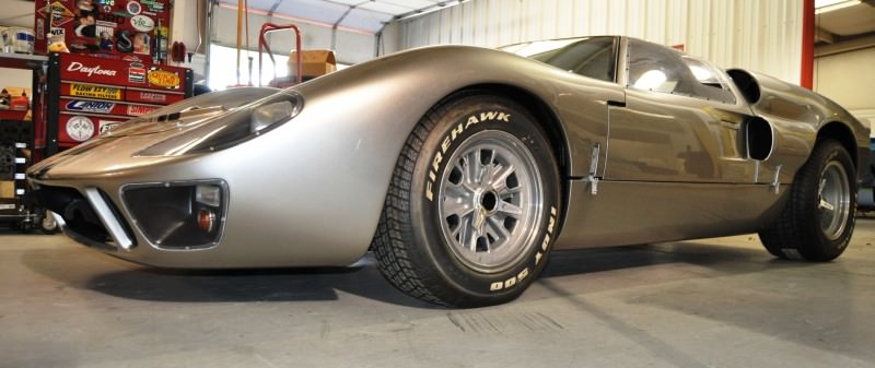 Car-Revs-Daily.com Visits the Olthoff Racing Factory - Superformance GT40 Mark II 17