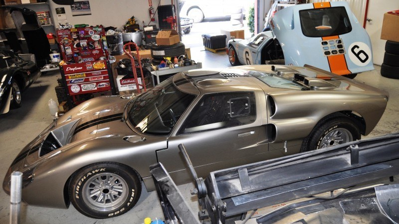 Car-Revs-Daily.com Visits the Olthoff Racing Factory - Superformance GT40 Mark II 21