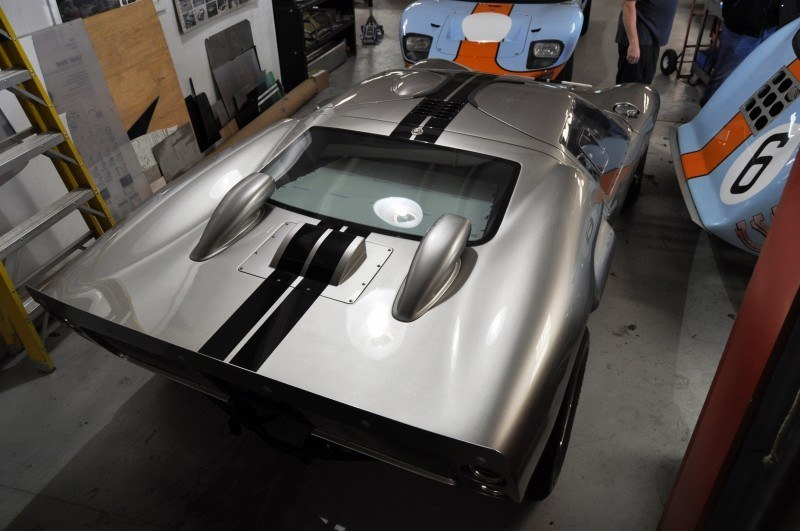 Car-Revs-Daily.com Visits the Olthoff Racing Factory - Superformance GT40 Mark II 4