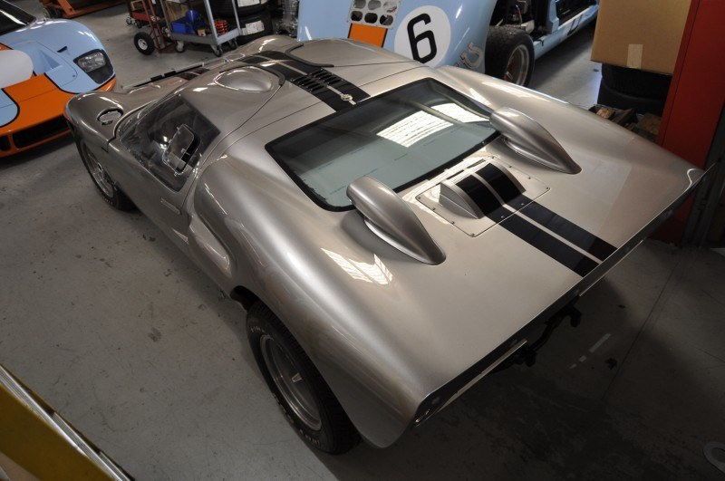 Car-Revs-Daily.com Visits the Olthoff Racing Factory - Superformance GT40 Mark II 6