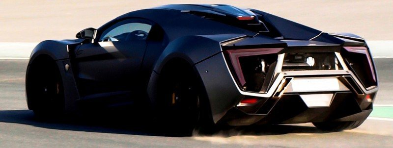 Car-Revs-Daily.com - W Motors LYKAN HyperSport 24