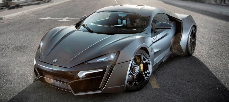 Car-Revs-Daily.com - W Motors LYKAN HyperSport 36