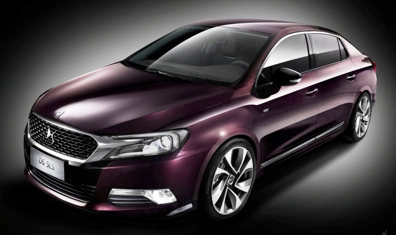 Citroen DS Brings Parisian Street Style to Beijing with DS 5LS -- 5LS R Version Packing 300HP! 20