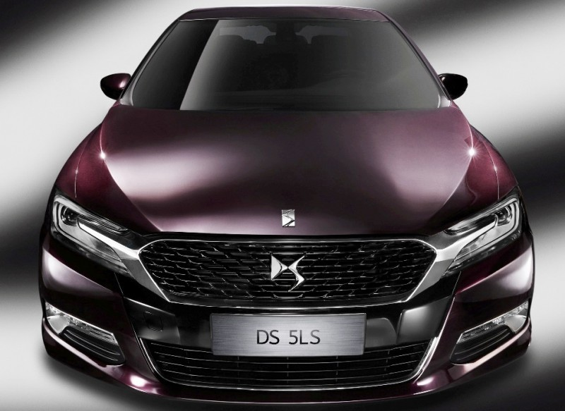 Citroen DS Brings Parisian Street Style to Beijing with DS 5LS -- 5LS R Version Packing 300HP! 23