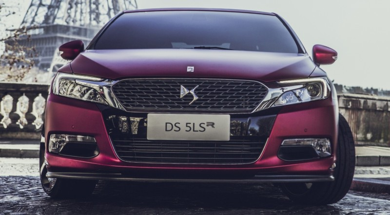 Citroen DS Brings Parisian Street Style to Beijing with DS 5LS -- 5LS R Version Packing 300HP! 25
